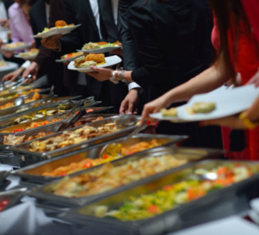 Italian specialties for events of all sizes and venues