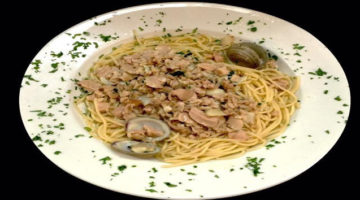 Linguini White Clam Sauce